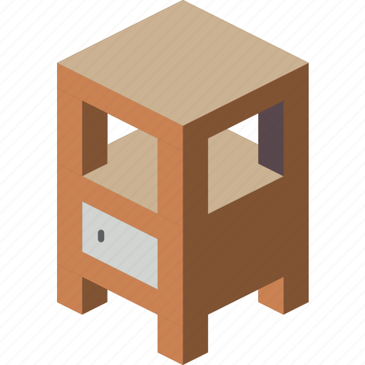 Furniture, household, iso, kitchen, table icon - Download on Iconfinder
