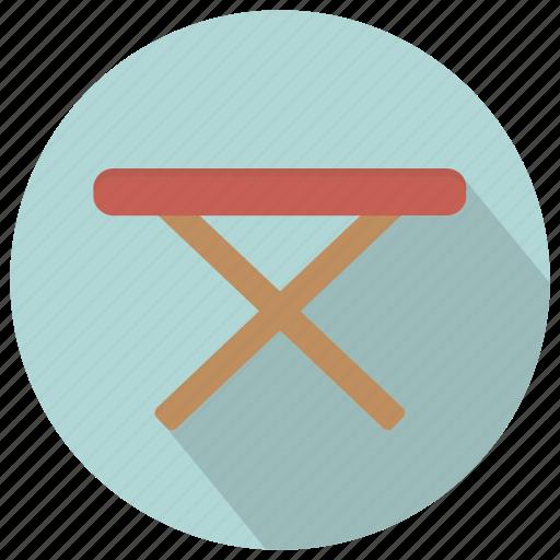 cross, furniture, interior, table icon