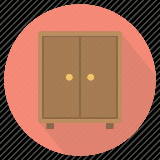 cupboard, furniture, interior icon