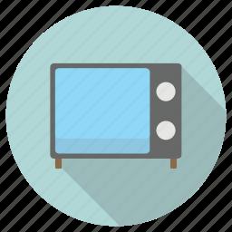 furniture, interior, television, tv icon