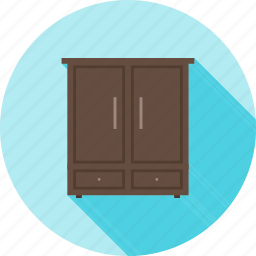 book, cabinet, cupboard, shelf, shelves, storage, wardrobe icon