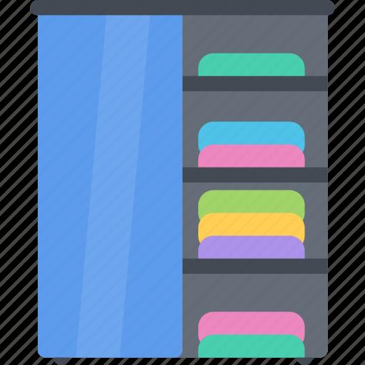 cupboard, design, furniture, interior, layout icon