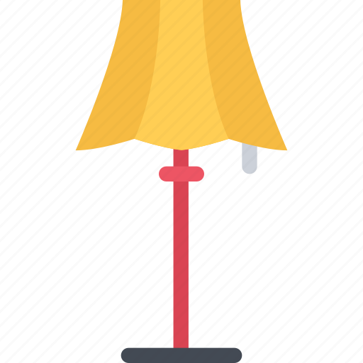 design, furniture, interior, lamp, layout icon