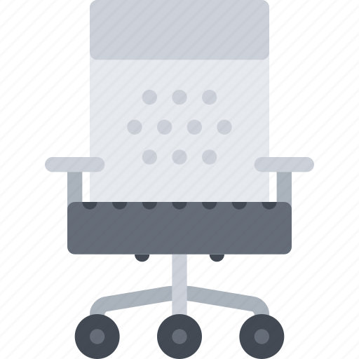 chair, design, furniture, interior, layout, office icon