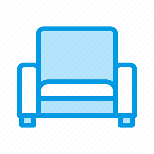 Armchair, furniture, interior icon - Download on Iconfinder