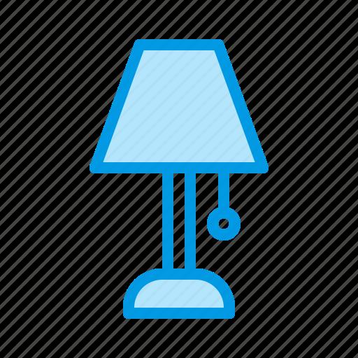 furniture, interior, lamp, lighting icon