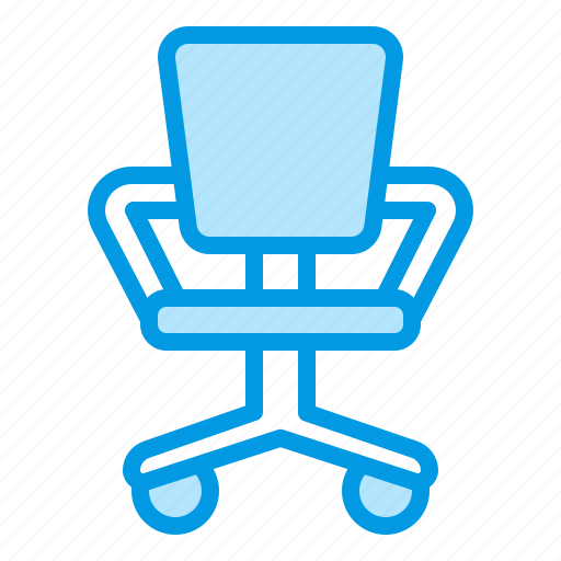 Chair, furniture, interior, office icon - Download on Iconfinder