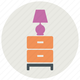 founitures, furniture, house, interior, lamps, light, lightning icon