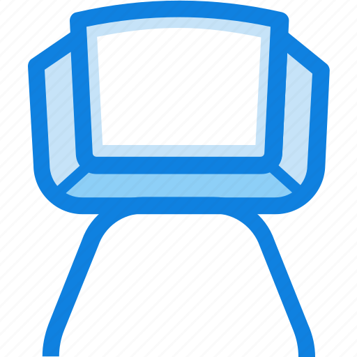 chair, furniture, relax, seat icon