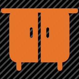 archive, cabinet, furniture, storage icon