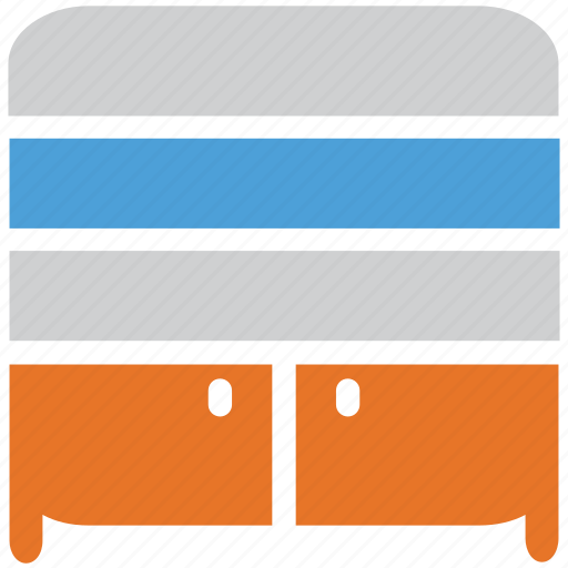 archive, cabinet, drawer, furniture icon