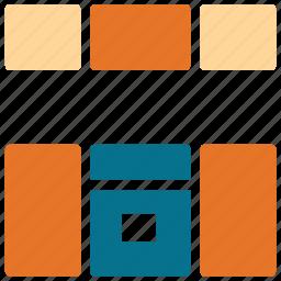 furniture, interior, kitchen cabinet, kitchen furniture icon