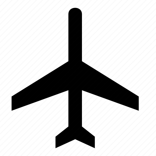 abroad, aircraft, airplane, fly, ship, travel, trip icon