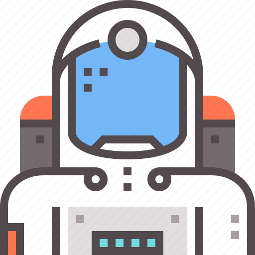 Astronaut, cosmonaut, space, suit icon - Download on Iconfinder