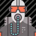 apocalyptic, hazard, post, power, protection, stalker, suit