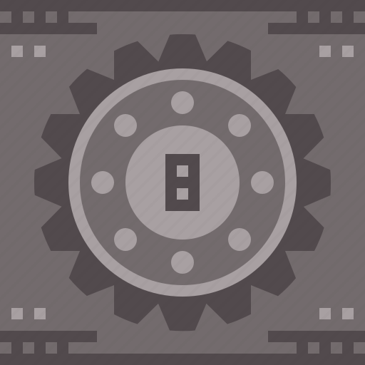 Apocalyptic, door, fallout, habitation, post, vault icon - Download on Iconfinder