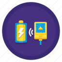 battery, energy, power, wireless