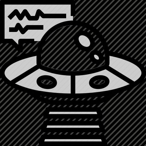 alien, connection, explore, future, galaxy, space, ufo icon