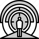 machine, science, time, travel icon
