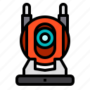 cctv, computer, device, internet, technology icon