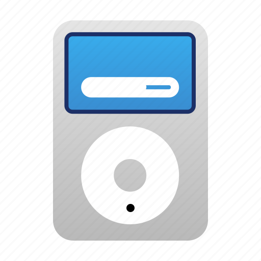 android, apple, gadget, ios, ipod, music icon