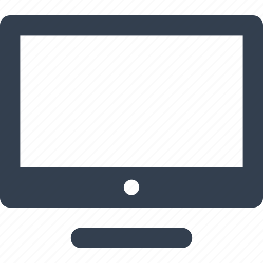 computer, device, gadget, monitor, screen, template, view icon