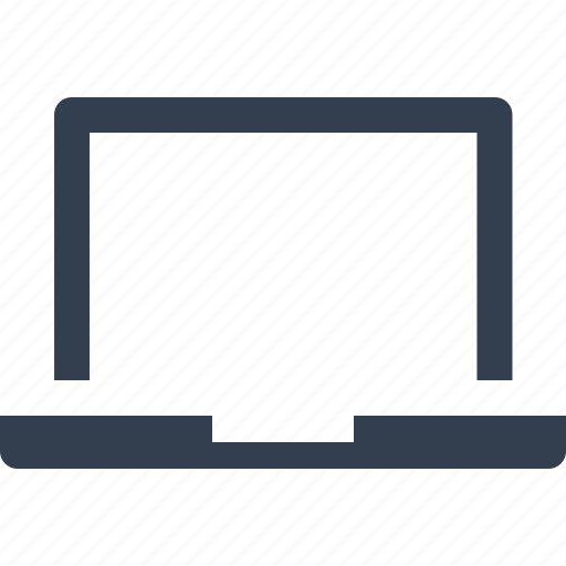 device, gadget, laptop, media, monitor, multimedia, notebook icon