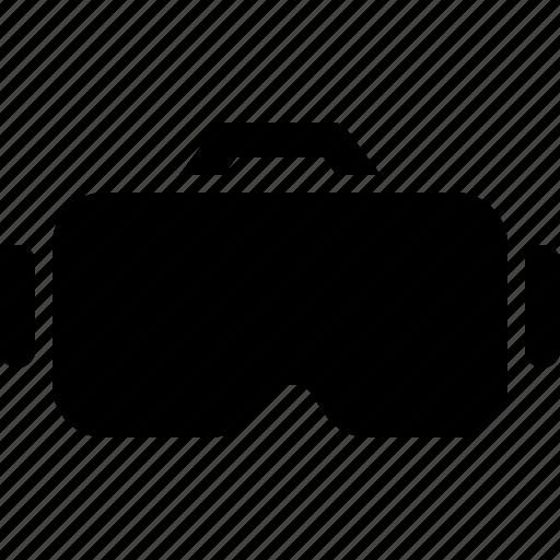 camera, goggles, headset, virtual reality, vr icon