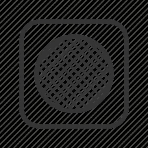 gadgets, geek, portable, sound, speaker icon