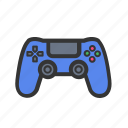 gadgets, game, gamepad, gamer, geek, joystick, play icon