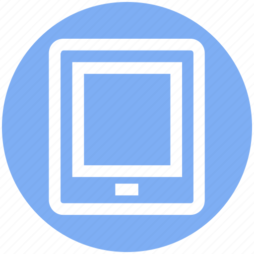 android, device, ipad, mobile, mobile tab icon