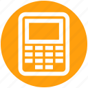 call, cell, keypad, keypad mobile, mobile, telephone icon