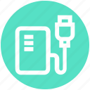 battery, charger, charging, energy, plug, power bank icon