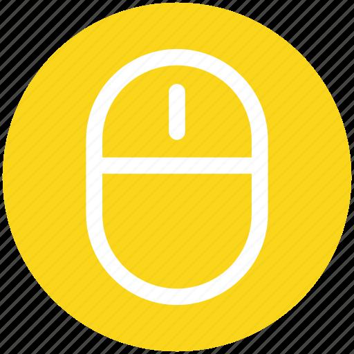 click, component, cursor, device, mouse, pointer icon