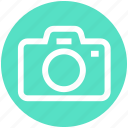 camera, gadget, image, photography, picture, shot icon