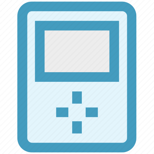 game, handheld, mobile, phone, technology icon