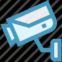 cctv camera, security camera, surveillance, video icon