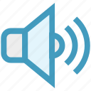 audio, music, sound, speaker, voice, volume