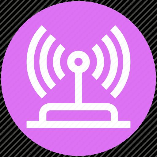 Internet, signals, signals availability, wifi, wifi internet, wifi signals icon - Download on Iconfinder
