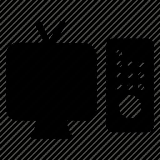 display, modem, screen, tv icon
