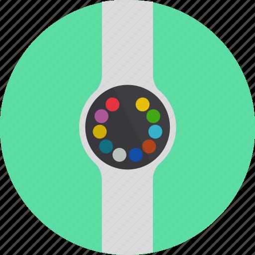gadget, samsung watch, smart watch, watch, wearable icon