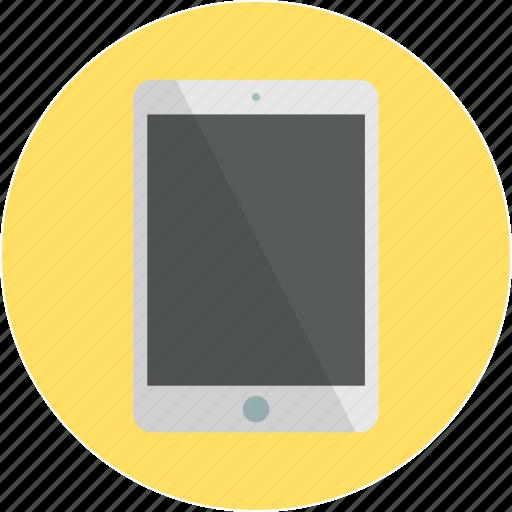 apple, gadget, ipad, mobile computer icon