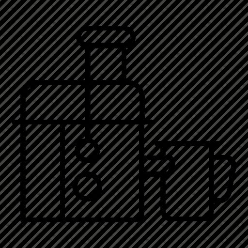 appliances, coffee, machine, tea icon