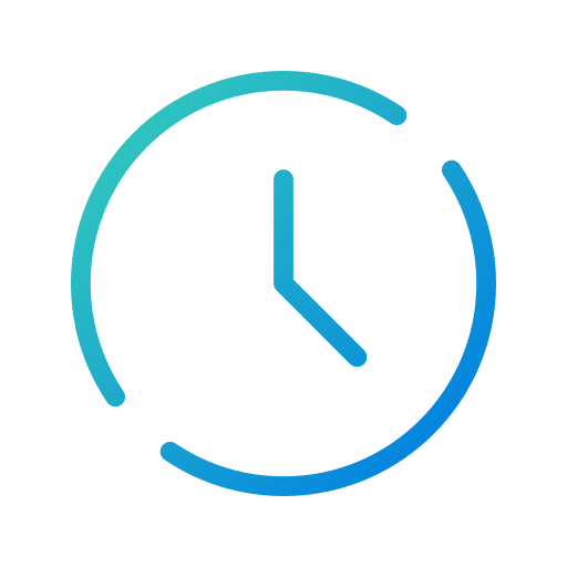app, clock, galaxy, mobile, schedule, time, timetable icon