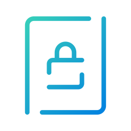 app, lock, lockscreen, open line, screen, secure, security icon