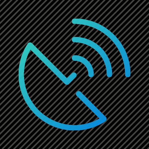 antenna, broadcast, connecting, gps, internet, signal, ui icon