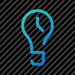 light, mobile, screen, screenlight, settings, timer, ui icon