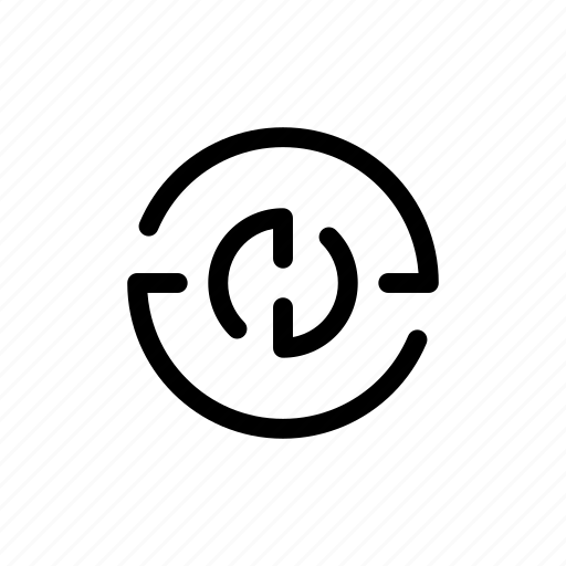 aim, backup, cycles, restore, rotator, target icon