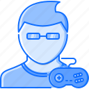 fun, game, gamepad, gamer, party, video icon