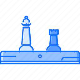 board, chess, fun, game, party icon